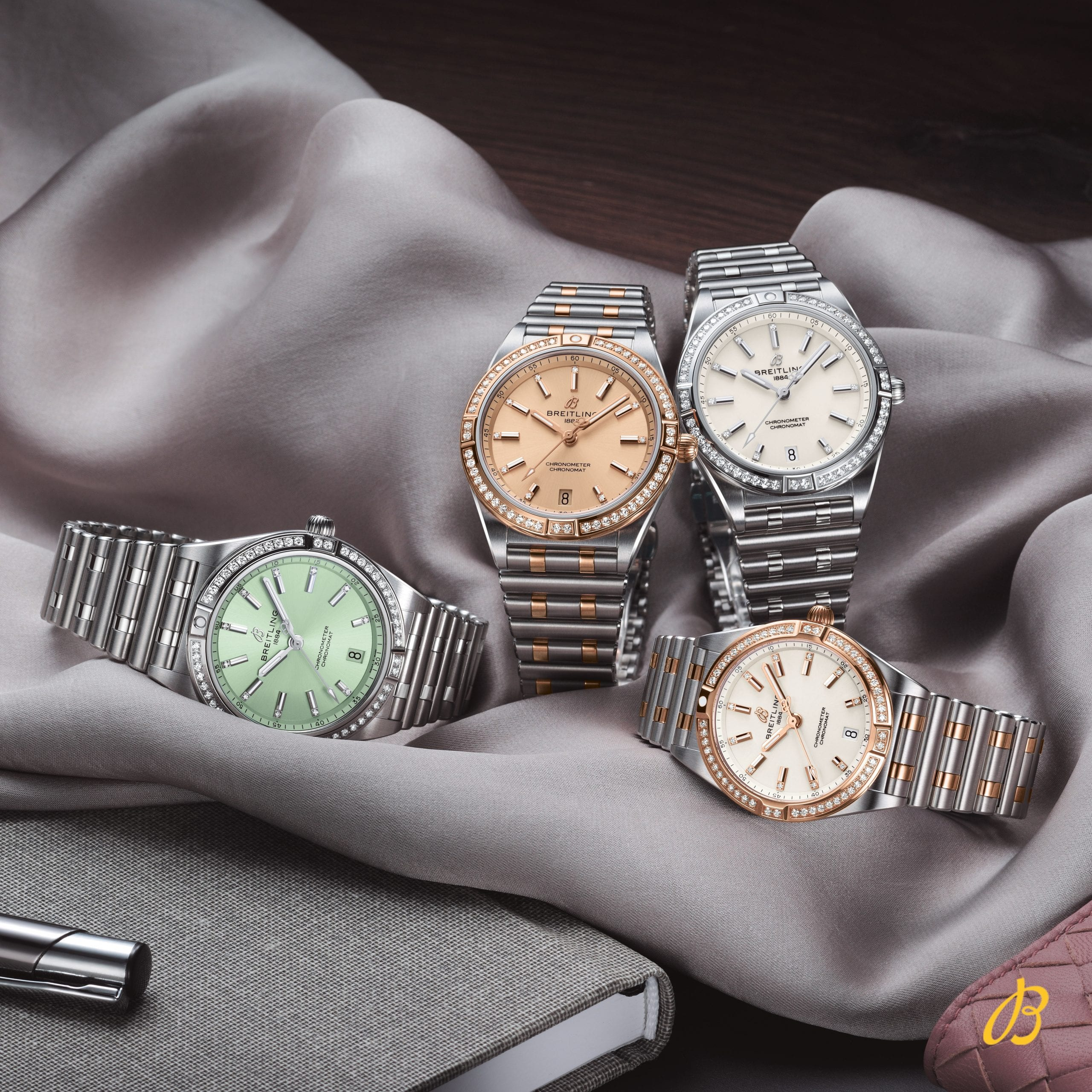 Horloges - Fliers Juweliers - Horloges van topmerken zoals Breitling, Tag Heuer, Longines, Rado